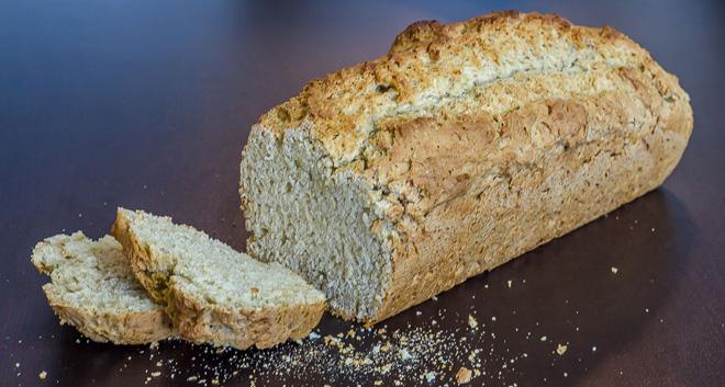לחם בירה חם מהתנור