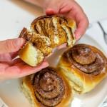 רולדת קינמון עוגת שמרים מושלמת הכי קלה בעולם