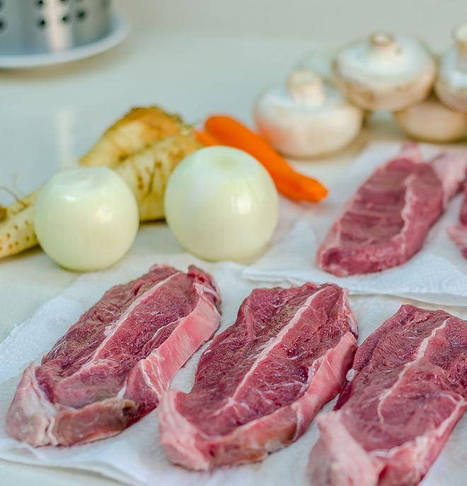 בשר בקר מספר 5