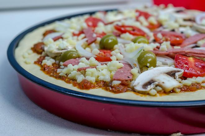 תוספות לפיצה