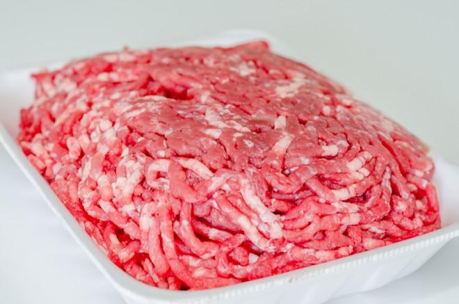 בשר בקר טחון להמבורגר