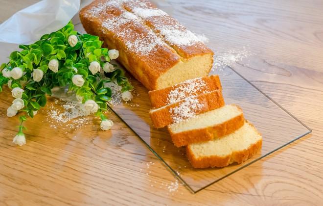 עוגה בחושה בטעם וניל