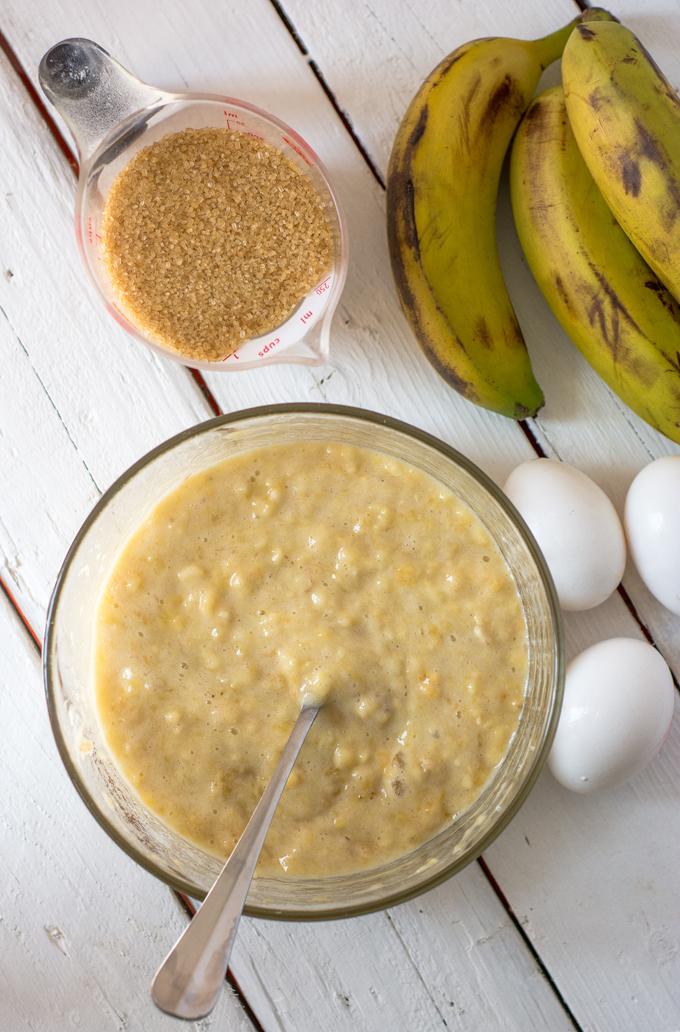 מחית בננות