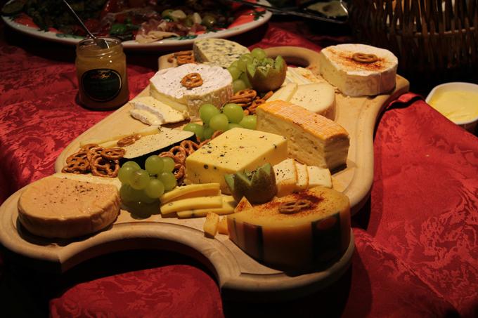 גבינות לחג שבועות