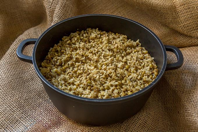 אורז מוכן
