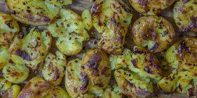 תפוחי אדמה קטנים קריספי