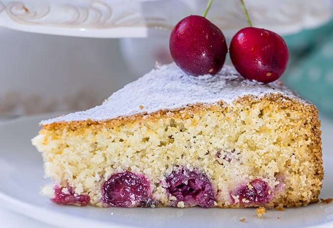 פרוסת עוגה